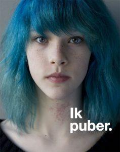Ik puber.