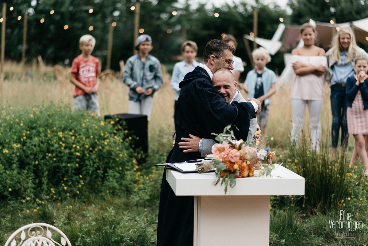 Mijn Eerste Huwelijk Als Zelfstandig Trouwambtenaar Jeroen